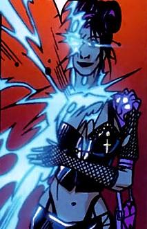 Electrisha (Earth-616)