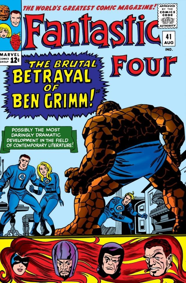 Essential Series: Fantastic Four Vol 1 3