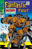 Fantastic Four Vol 1 68