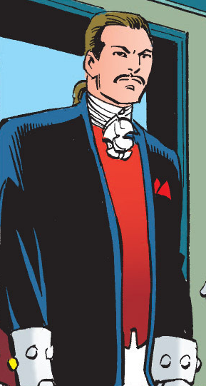 Harcourt Vickers (Earth-616)