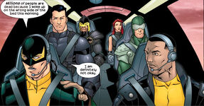 Heroes for Hire, Inc