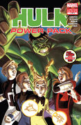 Hulk and Power Pack Vol 1 1
