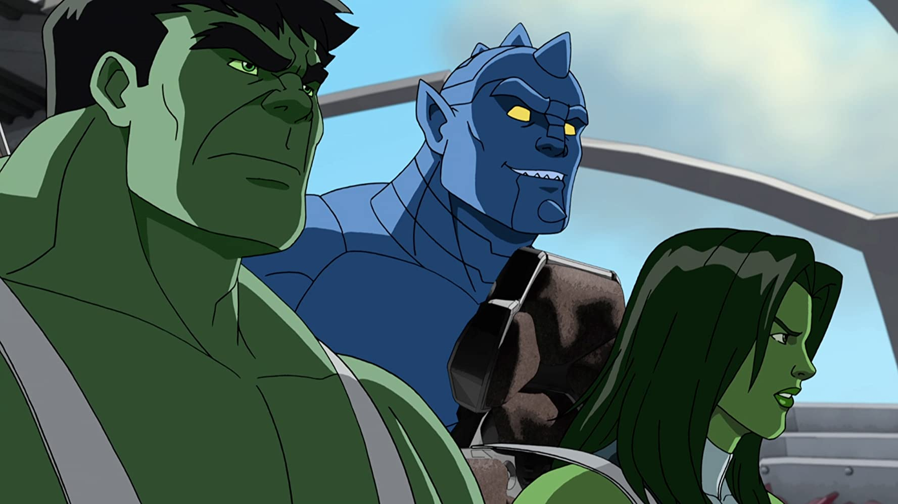 Hulk and the Agents of S.M.A.S.H. Season 1 2