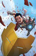 Invincible Iron Man Vol 3 3 Textless