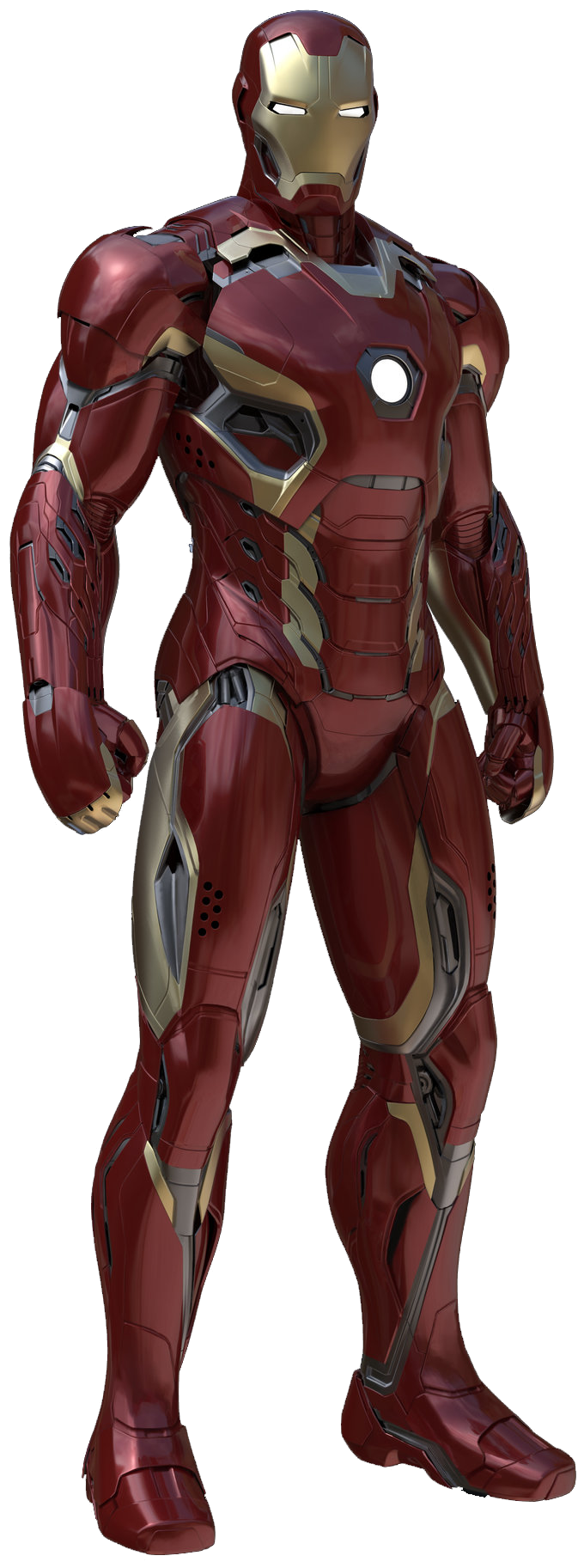 Iron Man Armor MK XLV (Earth-199999)