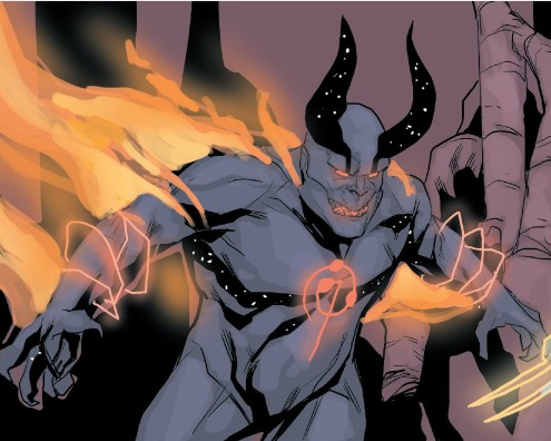 King of the Whirldemons (Earth-616)