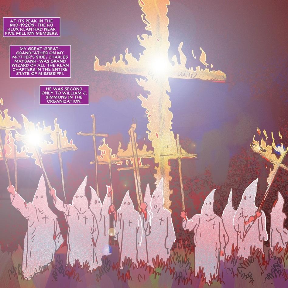 Ku Klux Klan (Earth-TRN133)/Gallery