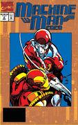Machine Man 2020 Vol 1 2
