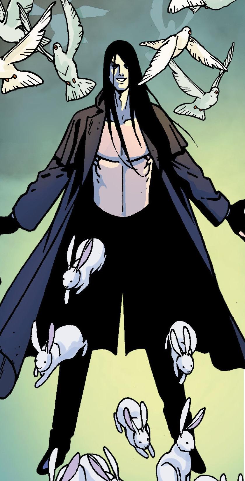 Magician (Guardineer) (Earth-616)