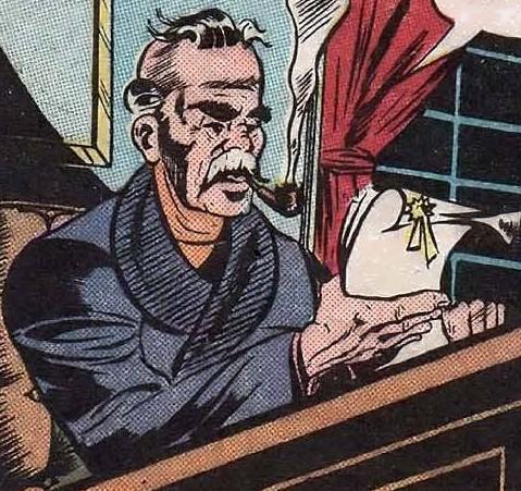 Martin Hughs (Earth-616)