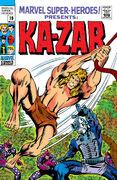 Marvel Super-Heroes Vol 1 19