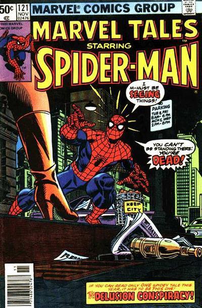 Marvel Tales Vol 2 121