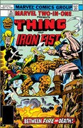 Marvel Two-In-One Vol 1 25