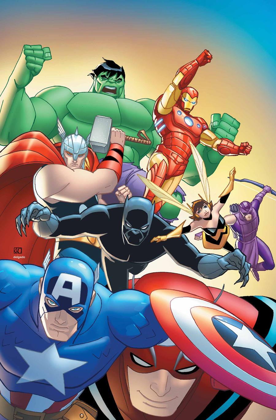 Marvel Universe Avengers - Earth's Mightiest Heroes Vol 1 3 Textless.jpg