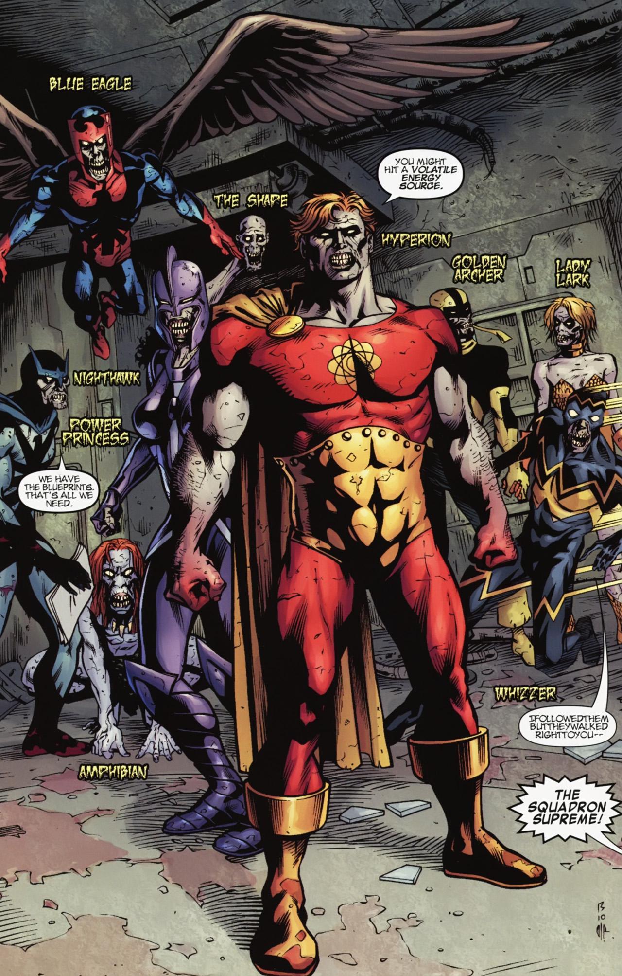 Squadron Supreme (Zombies) (Earth-616)