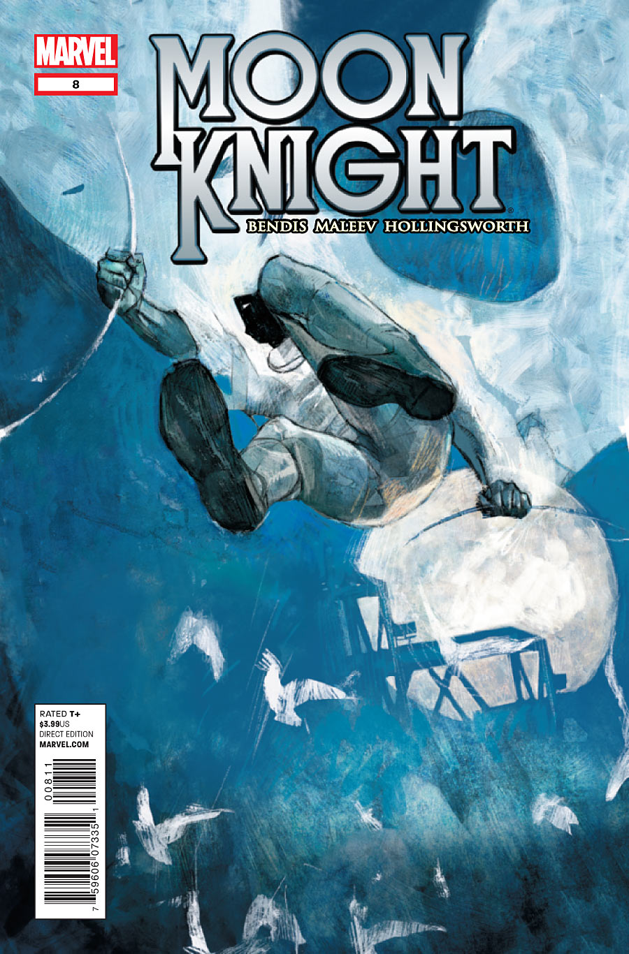 Moon Knight Vol 6 8