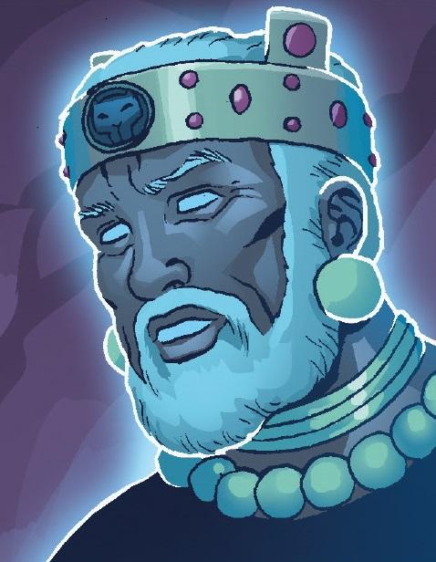 Negus (Earth-616)