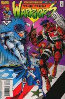 New Warriors Vol 1 58