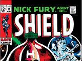 Nick Fury, Agent of SHIELD Vol 1 10