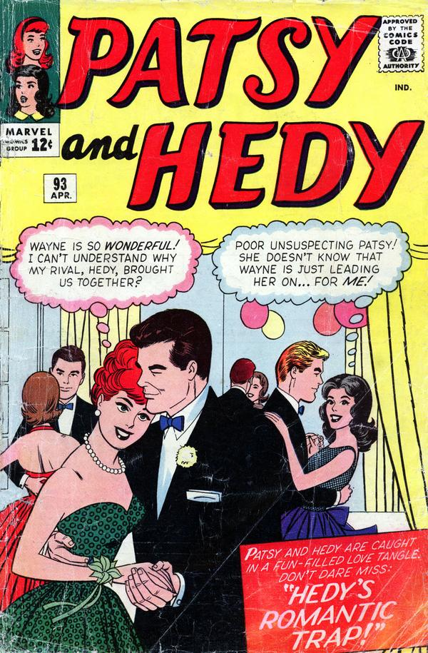 Patsy and Hedy Vol 1 93