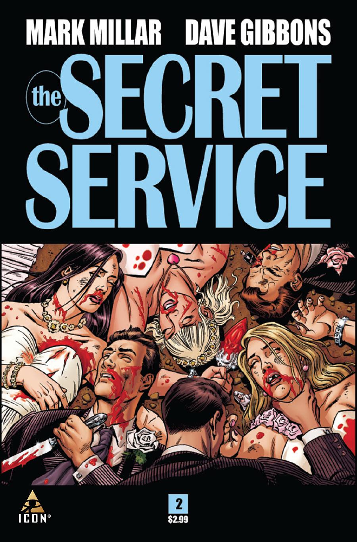 Secret Service Vol 1 2