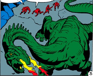 Space Dragon (Earth-TRN148) from Tales of Suspense Vol 1 29 0001.jpg
