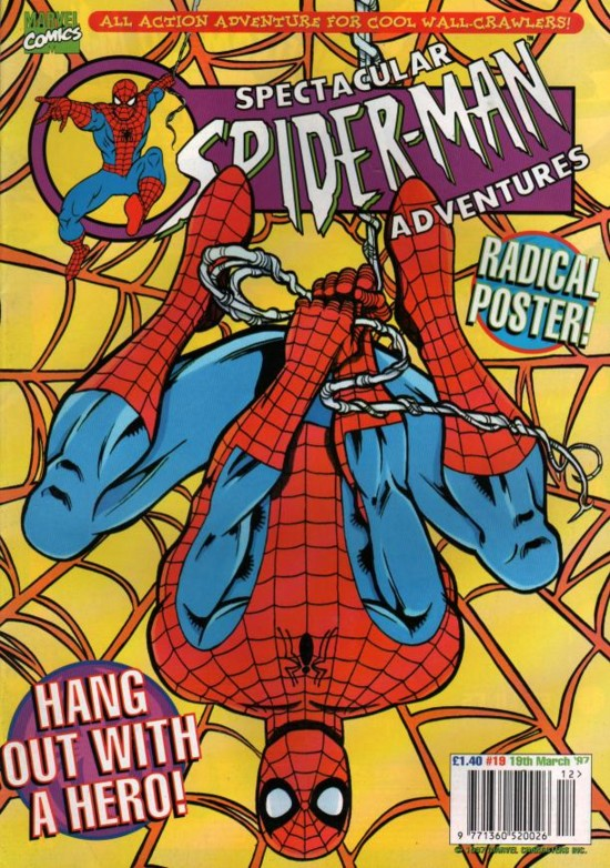Spectacular Spider-Man (UK) Vol 1 19
