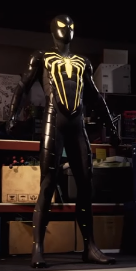 Spider-Man's Anti-Ock Suit from Marvel's Spider-Man (video game) 0001.png