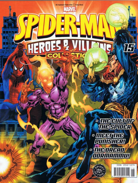 Spider-Man: Heroes & Villains Collection Vol 1 15