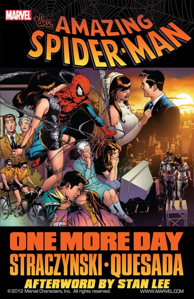 Spider-Man: One More Day TPB Vol 1 1