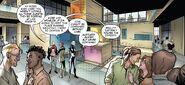 Stark Unlimited HQ from Tony Stark Iron Man Vol 1 4 002