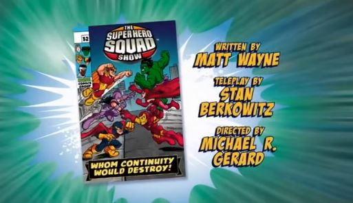 Super Hero Squad Show Season 2 6
