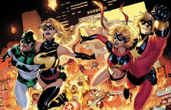 Terry Dodson Combined Variant Covers.jpg