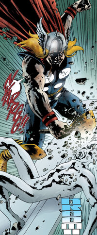 Thor Odinson (Earth-2149) and Norrin Radd (Earth-2149) from Marvel Zombies Vol 1 3 0001.jpg
