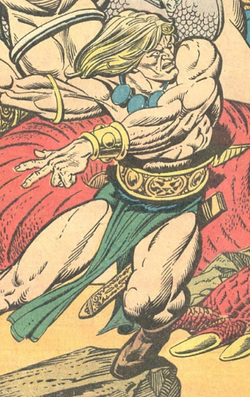 Thor Odinson (Earth-616) from Supernatural Thrillers Vol 1 3 0001.png