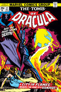 Tomb of Dracula Vol 1 27