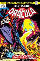 Tomb of Dracula Vol 1 27