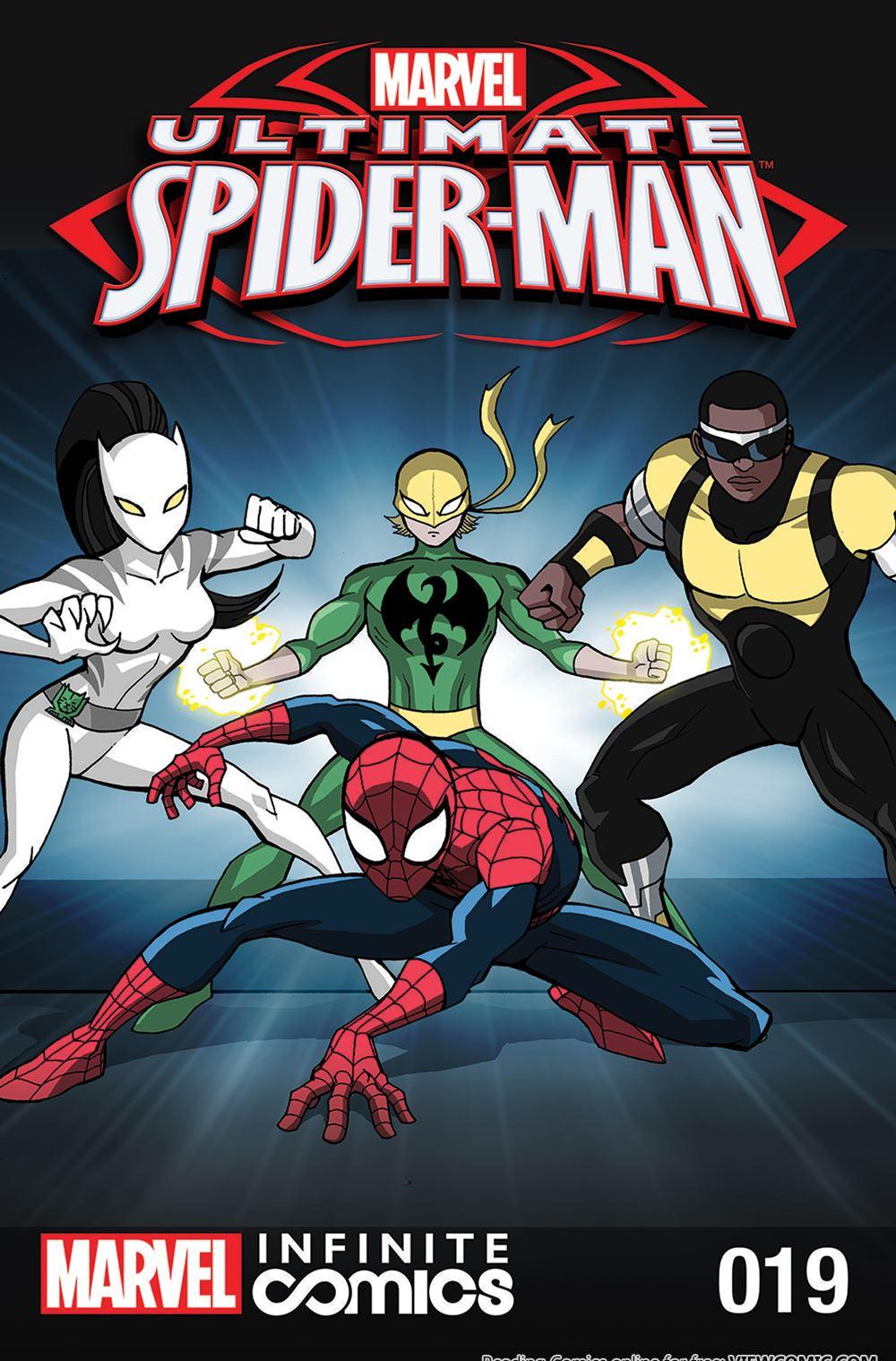 Ultimate Spider-Man Infinite Comic Vol 1 19