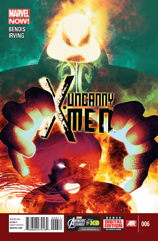 Uncanny X-Men Vol 3 6