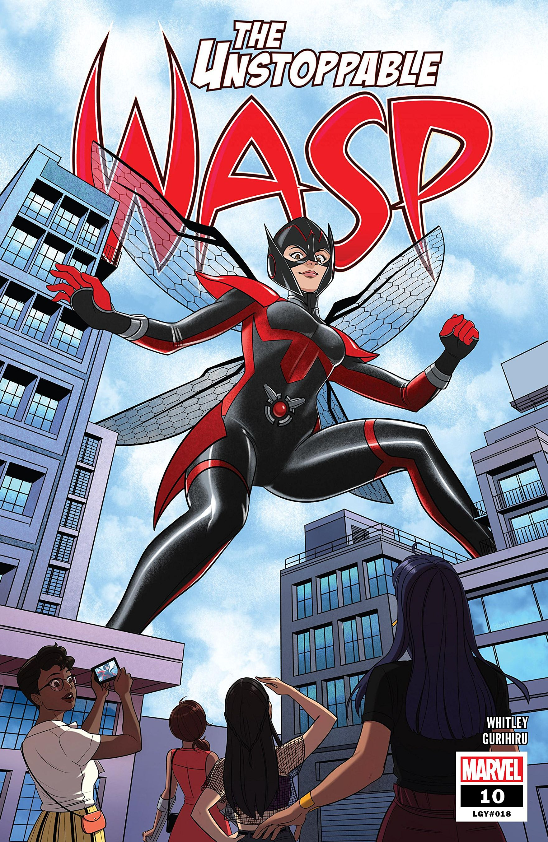 Unstoppable Wasp Vol 2 10