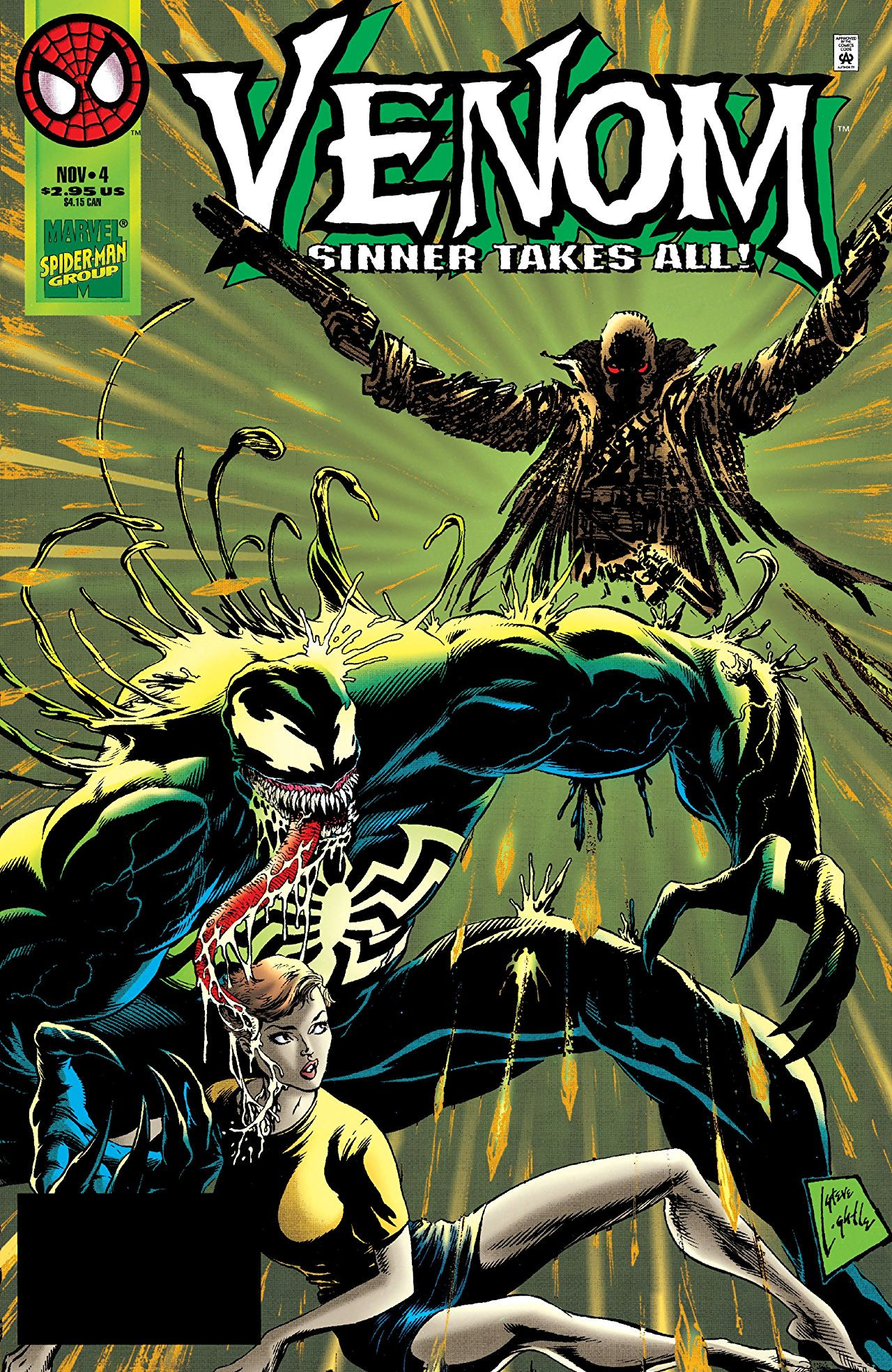 Venom: Sinner Takes All Vol 1 4