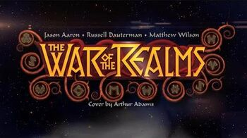 WAR OF THE REALMS 2 Trailer Marvel Comics