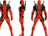 Deadpool's Suit/Gallery