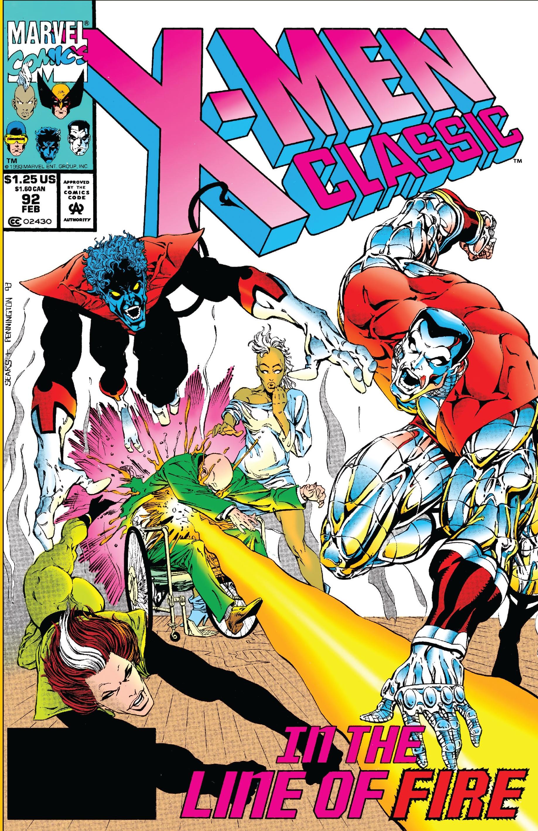 X-Men Classic Vol 1 92