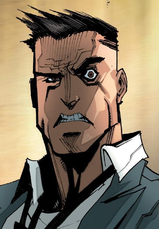Agent Wambaugh (Earth-616)