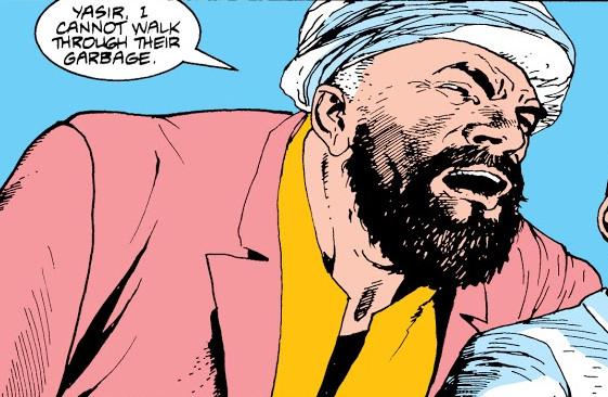 Ahmad Rasfanjani (Earth-616)
