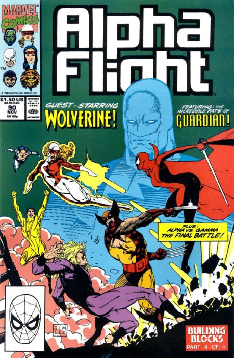 Alpha Flight Vol 1 90