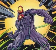 Anthony Stark (Earth-616) from Iron Man Vol 3 42 cover