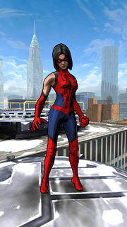 Ashley Barton (Earth-TRN508) from Spider-Man Unlimited (video game).png