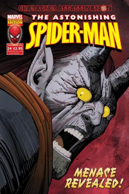 Astonishing Spider-Man Vol 3 24